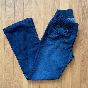Gap Low Panel Maternity Jeans size 31 / 12R